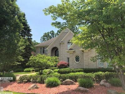 Bruce Twp Single Family Home For Sale: 11448 Bayberry