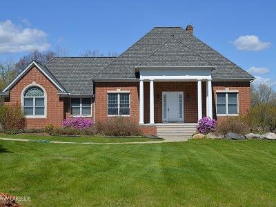 Bruce Twp Single Family Home For Sale: 69461 Slating Ln