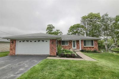 Waterford Single Family Home For Sale: 3261 Schoolhouse