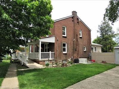 Warren Single Family Home For Sale: 23278 Eureka Ave
