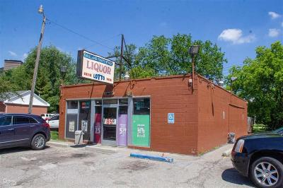 Southfield Commercial For Sale: 19606 W 10 Mile
