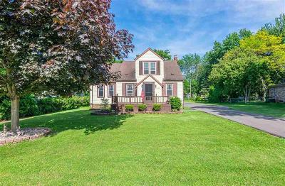 Harrison Twp Single Family Home For Sale: 39200 Townhall