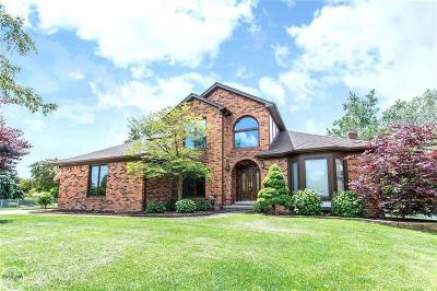 Sterling Heights Single Family Home For Sale: 14770 Elrond