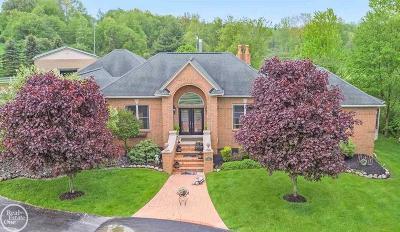 Single Family Home For Sale: 1352 Glen Meadow