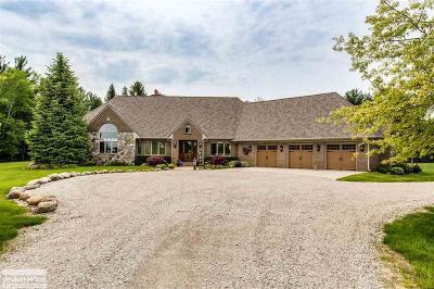 Saint Clair County, St. Clair County Single Family Home For Sale: 7571 Beard