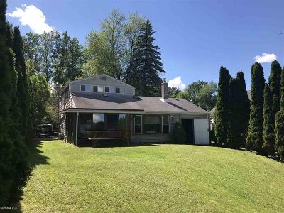 Single Family Home For Sale: 204 Elk Lk Rd