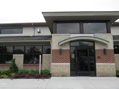 Macomb Twp Commercial Lease For Lease: 45200 Card Rd. #Ste. 108