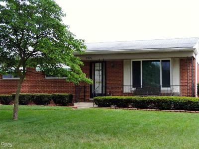 Shelby Twp, Utica, Sterling Heights Single Family Home For Sale: 12157 Greenway