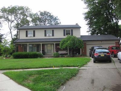 Warren Single Family Home For Sale: 29232 Lorraine