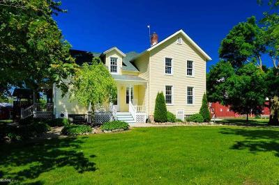 Armada Twp Single Family Home For Sale: 80695 McFadden