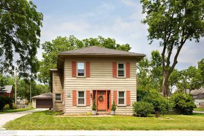 Romeo Vlg, Bruce Twp, Washington Twp Single Family Home For Sale: 7397 West Rd
