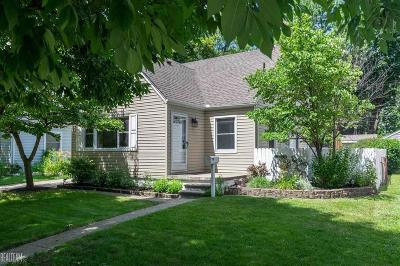 Royal Oak Single Family Home For Sale: 1819 E Hudson