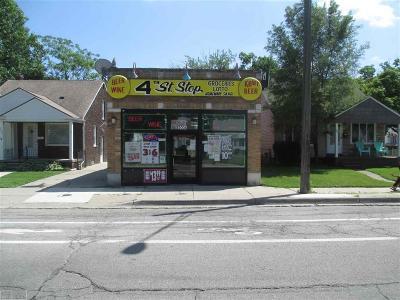 Royal Oak Commercial For Sale: 4002 E 4th St