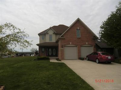 Harrison Twp MI Single Family Home For Sale: $520,000