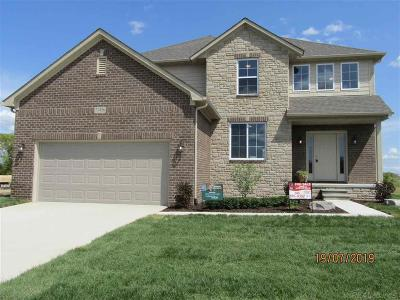 Bruce Twp Single Family Home For Sale: 71456 Julius