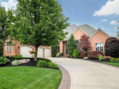 Washington Twp Single Family Home For Sale: 61402 Crown Point