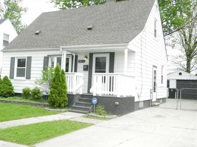 Macomb County Single Family Home For Sale: 28034 Jahns
