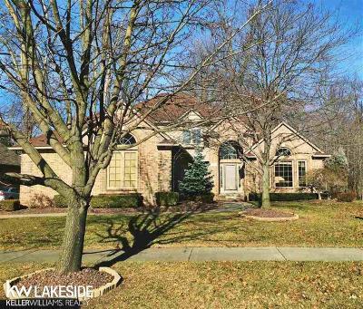Single Family Home For Sale: 11771 Cedarwood Dr