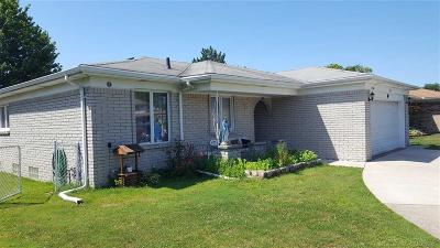 Sterling Heights Single Family Home For Sale: 4786 Fox Hill