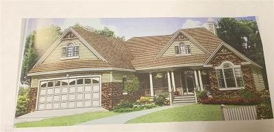 Bruce Twp Single Family Home For Sale: 12401 Bugle Lake