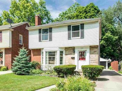 Royal Oak Single Family Home For Sale: 1105 N Washington Ave