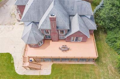 Bruce Twp Single Family Home For Sale: 78672 Pearl Dr