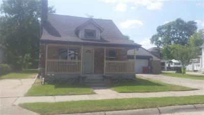 Macomb County Single Family Home For Sale: 28219 Waverly St