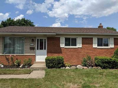 Macomb County Single Family Home For Sale: 18041 E 13 Mile