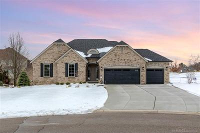 Oxford Single Family Home For Sale: 1798 Carnoustie Court