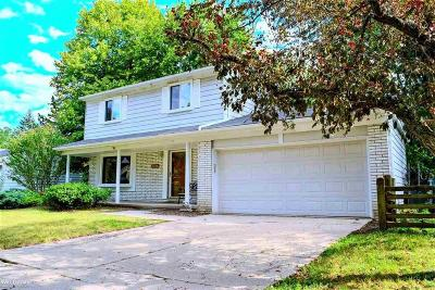 Troy Single Family Home For Sale: 2394 Kettle Dr