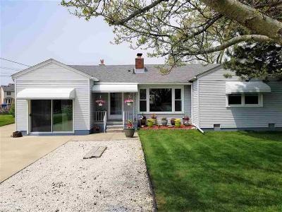 St Clair Shores, Roseville, Fraser, Harrison Twp Single Family Home For Sale: 38035 Circle Dr