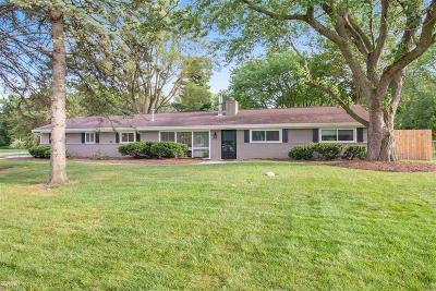 Rochester Hills Single Family Home For Sale: 26 Wimpole