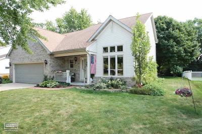 Washington Twp Single Family Home For Sale: 11716 Meadow Place