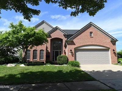 Rochester Single Family Home For Sale: 1693 Snowy Owl Court