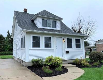 Macomb County Single Family Home For Sale: 22124 Violet