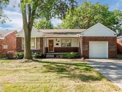 Macomb County Single Family Home For Sale: 21620 Mauer