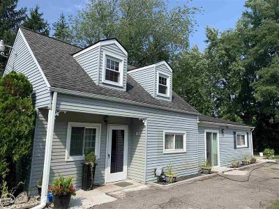 Farmington Single Family Home For Sale: 33800 Annland St.