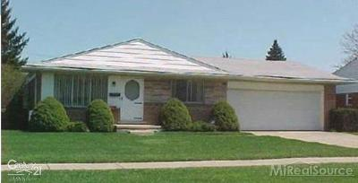 Macomb County Single Family Home For Sale: 25532 Thomas