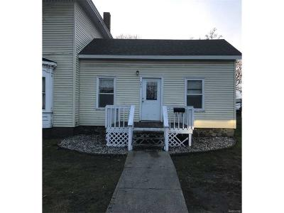 Multi Family Home For Sale: 307 N Line