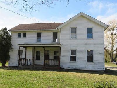 Multi Family Home For Sale: 104 E South