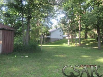 Shiawassee County Single Family Home For Sale