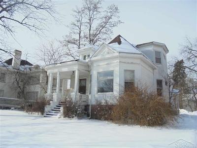 Multi Family Home For Sale: 813 S Michigan Avenue