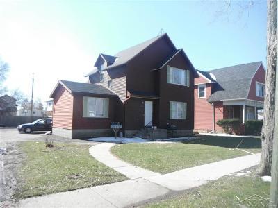 Multi Family Home For Sale: S Michigan