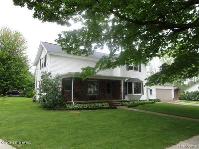 Branch County Single Family Home For Sale: 79 N Main St
