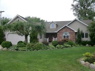 Branch County Single Family Home For Sale: 296 E Girard Rd