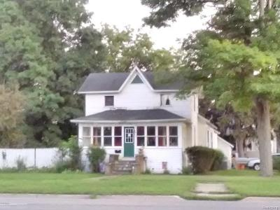 Branch County Single Family Home For Sale: 245 W Chicago St