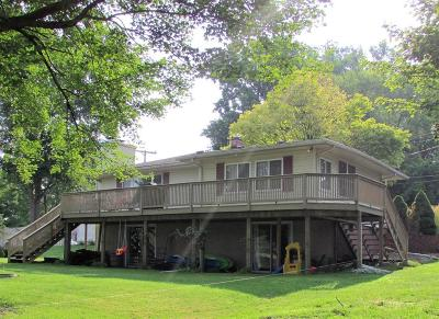 Branch County Single Family Home For Sale: 216 Beverly Dr