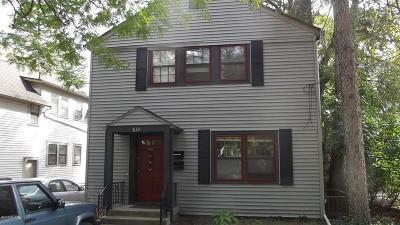 Ann Arbor Multi Family Home For Sale: Miller Ave