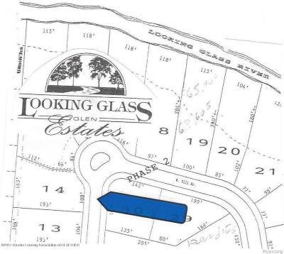 Dewitt Residential Lots & Land For Sale: 514 Looking Glass Glenn