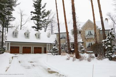 Clinton County Single Family Home For Sale: 6050 Standish Court